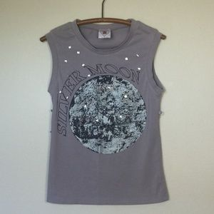 ROMP Patricia Forgeal by Ornella 'Silver Moon' Tee
